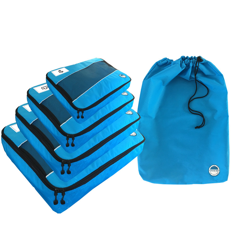 Packing Cubes - 5 Piece Set