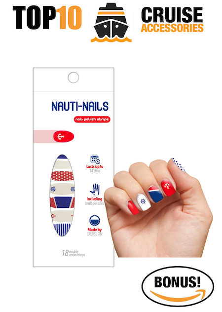 Amazon Accessories - Cruise Nails