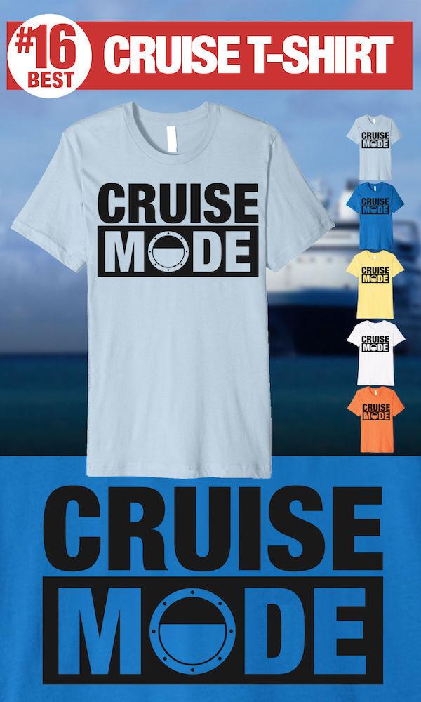 Best Cruise Shirt - Cruise Mode