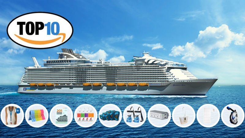 Cruise Accessories on Amazon