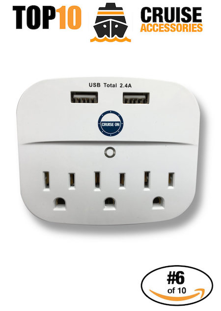 Cruise Cabin Power Outlet