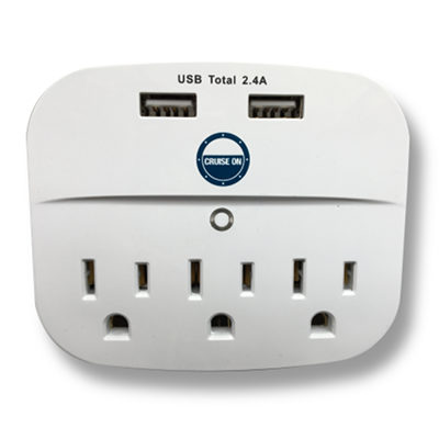 Cruise Cabin Power STrip