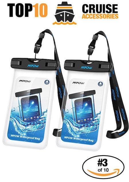 Cruise Essential - Waterproof Phone Case