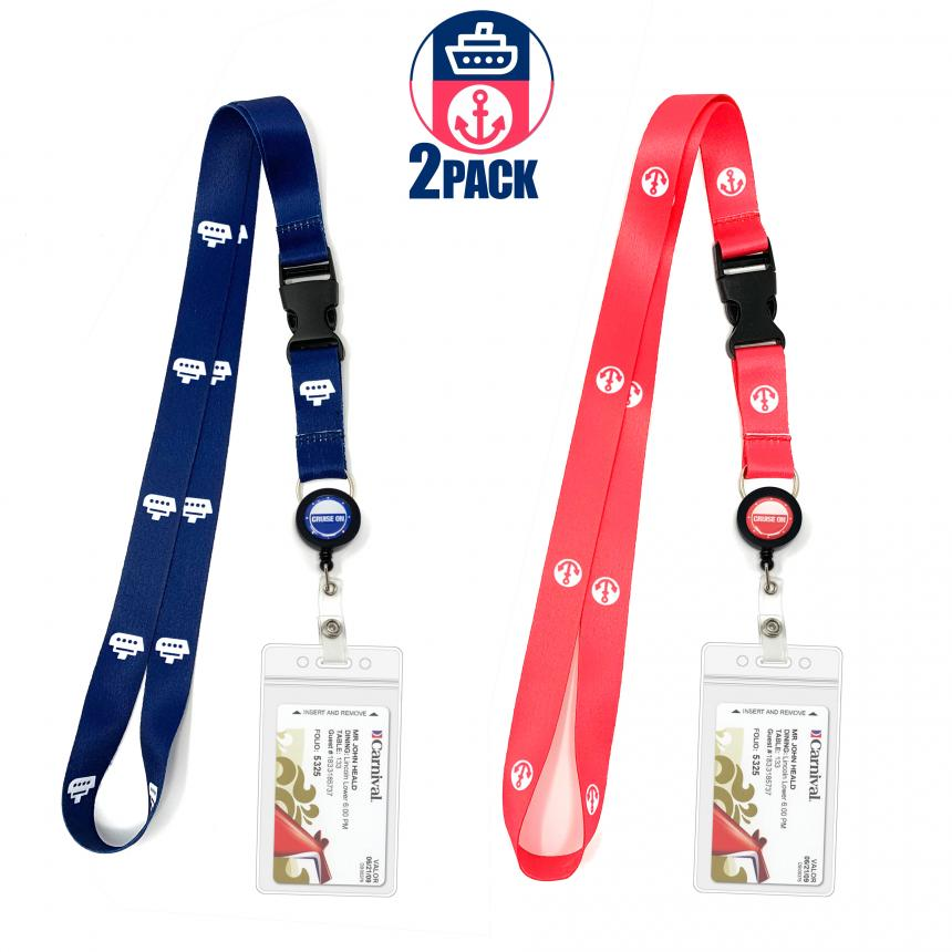 Cruise Lanyards