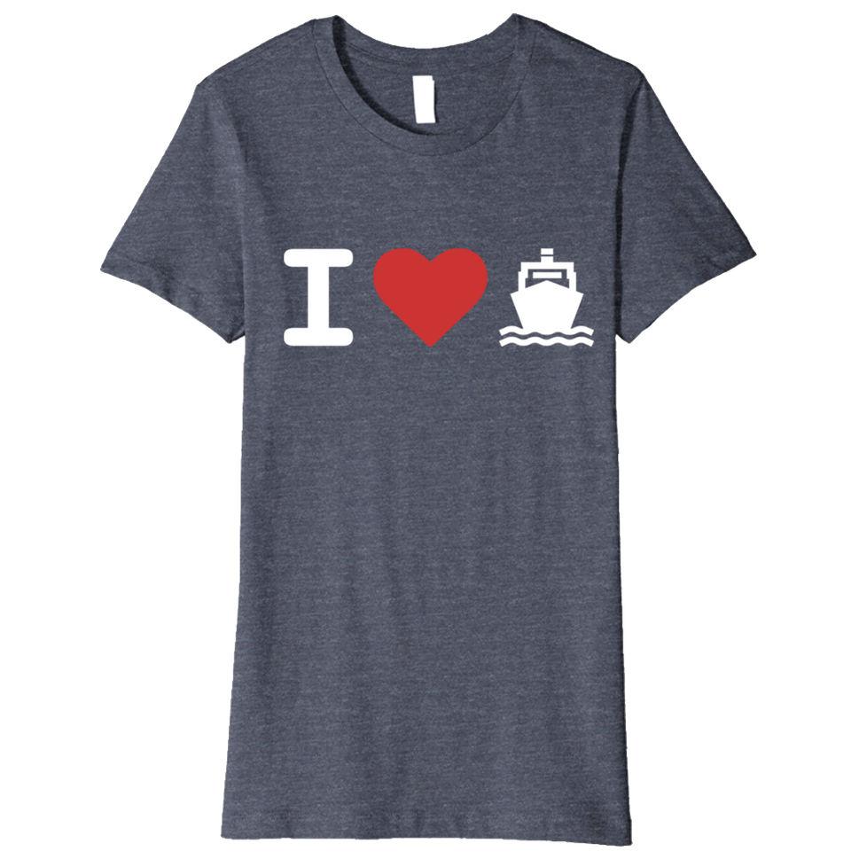 """""""I Love Cruising"""" - Cruise Shirt"""