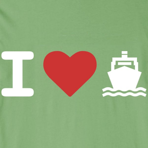 """I Love Cruising"" - Cruise Shirt"