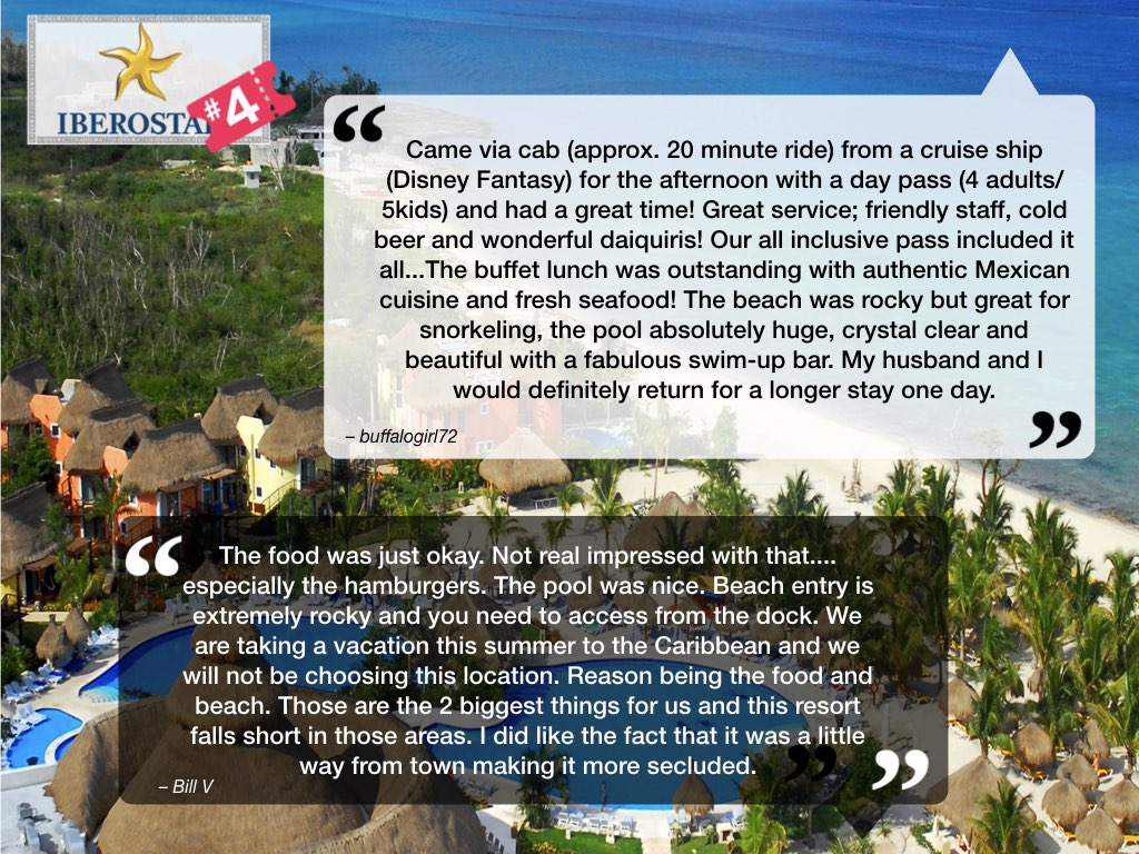 Iberostar Cozumel Reviews