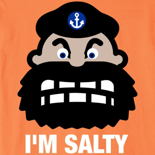 """I'm Salty"" - Cruise Accessory T-shirt"