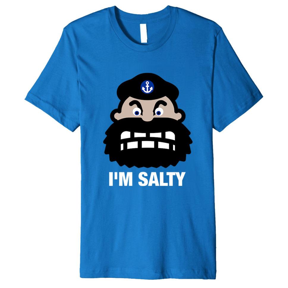 """I'm Salty"" - Cruise Accessory T-shirt"