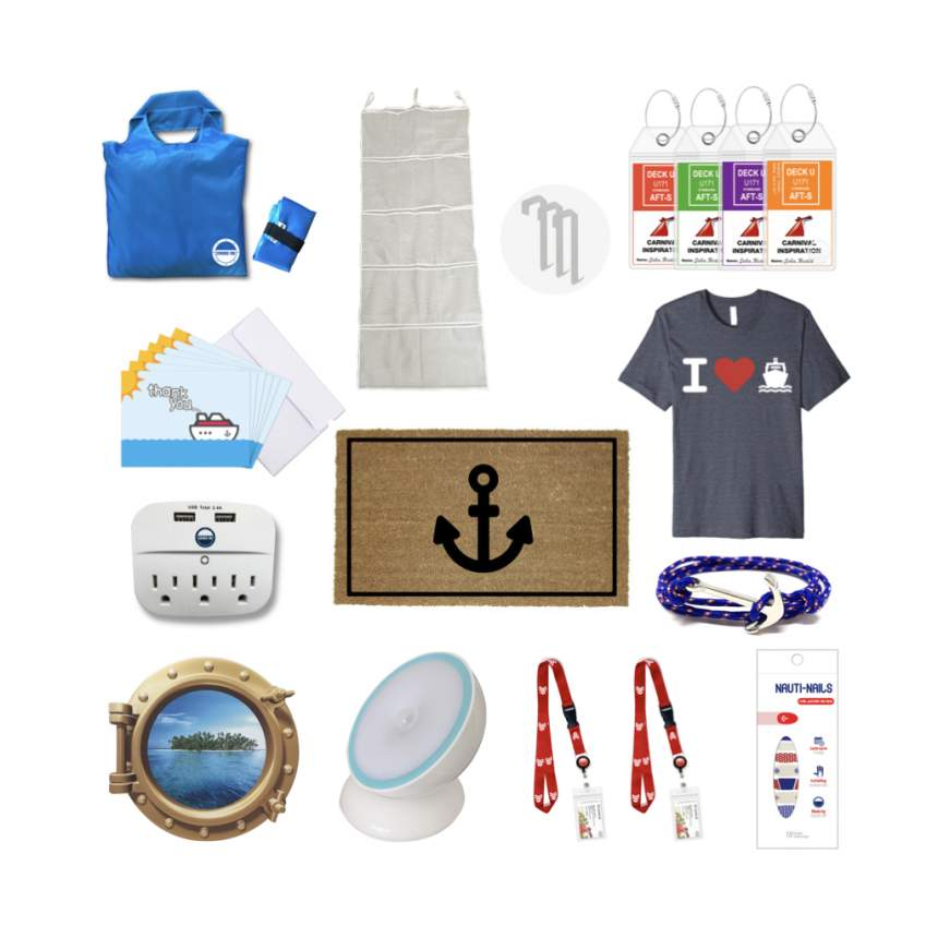 Must Have Cruise Items