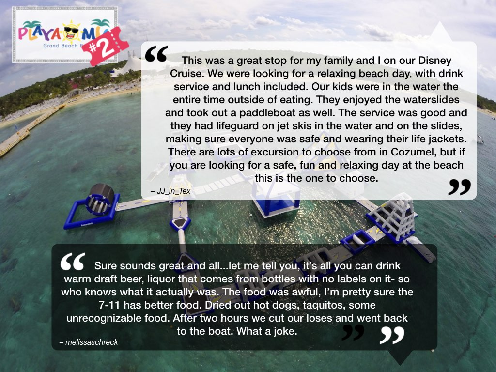 Playa Mia Cozumel Reviews