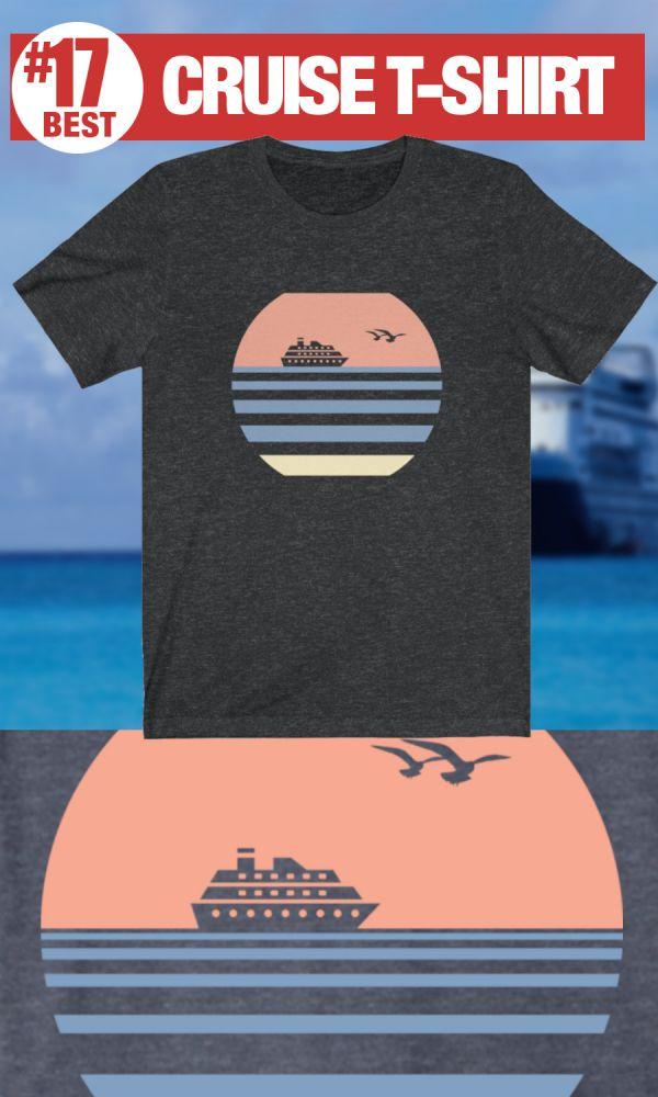 Cruise Shirt - Cruise Sunset