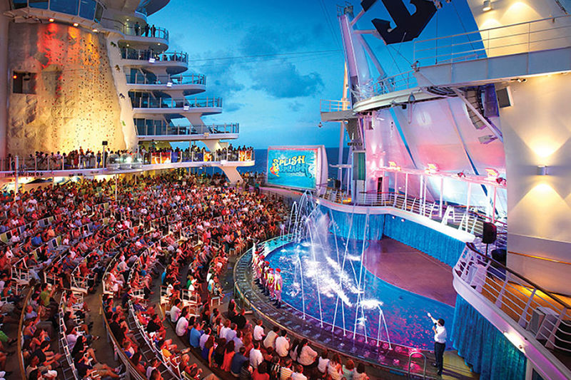 World's 5 Largest Cruise Ships in 2019