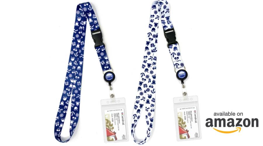 Travel Essentials Covid Items - Lanyards