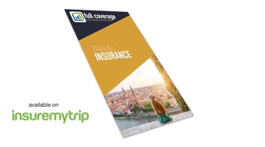 Travel Essentials Coronavirus Items - Travel Insurance