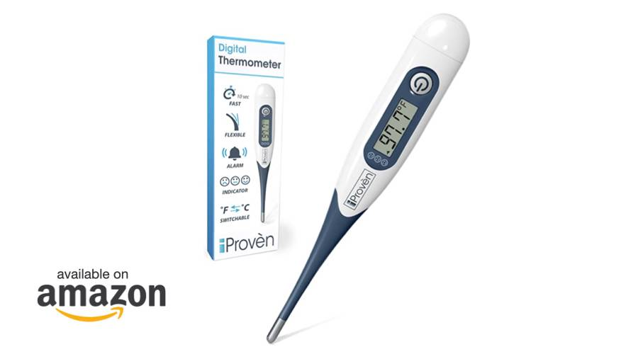 Travel Items Coronavirus Packing List - Travel Thermometer